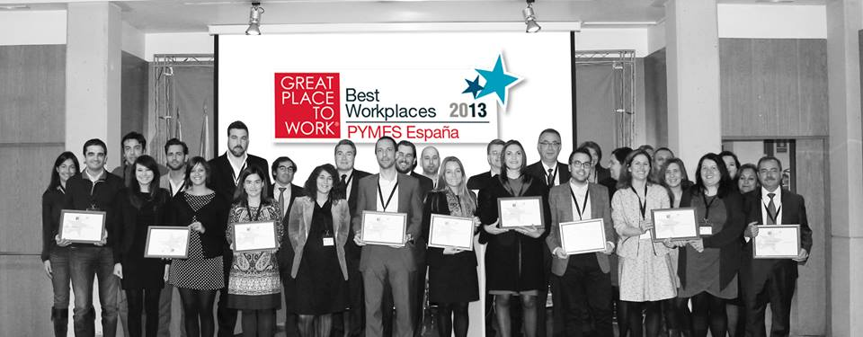 Best Workplaces 2013 España