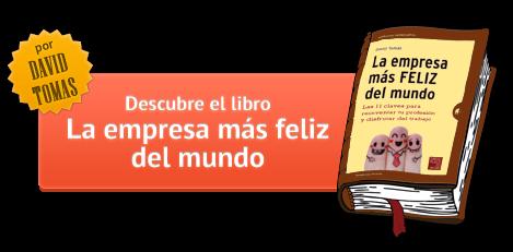 Libro David Tomás - La empresa más feliz del mundo