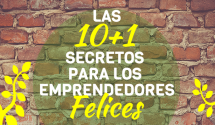 Los 10+1 secretos emprendedores felices_header