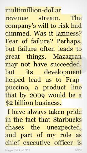 La semilla del exito esta en el fracaso