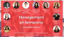 Por que deberiamos usar el femenino para hablar de management