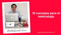 10 consejos para el teletrabajo